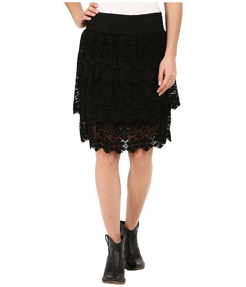 Stetson 3 Tier Lace Skirt
