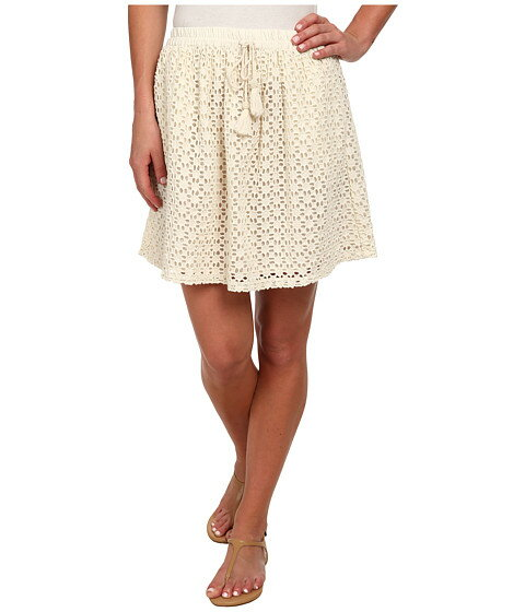 Lucky Brand Eyelet Skirt