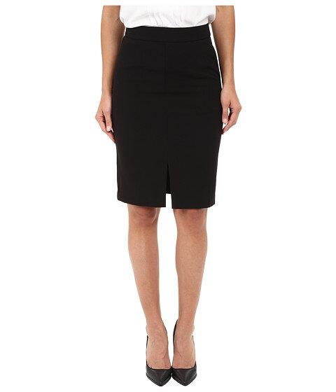 kensie Stretch Crepe Pencil Skirt KS2K6221