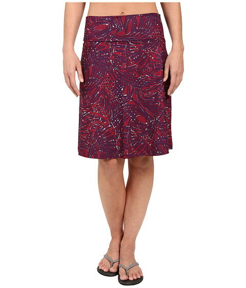 Woolrich Rendezvous Printed Skirt