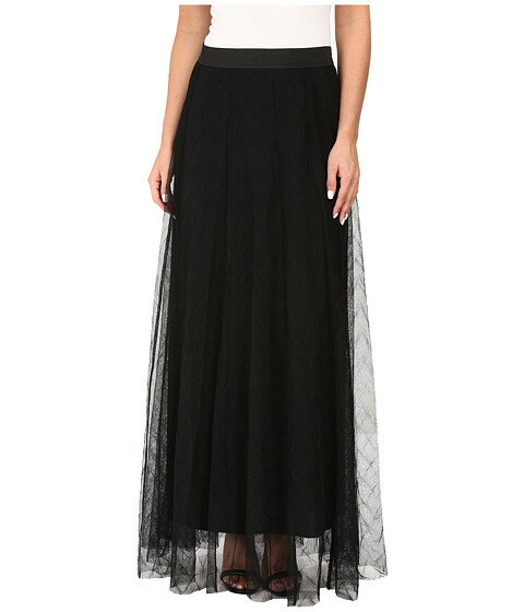 NIC+ZOE Zigzag Tulle Skirt