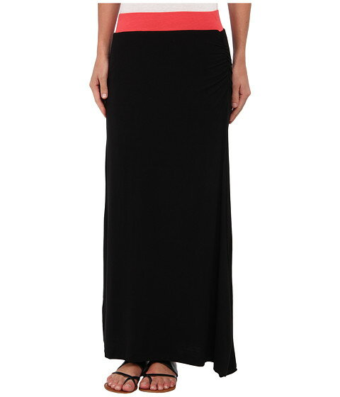 Gabriella Rocha Side Slit Maxi Skirt