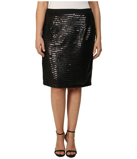 Mynt 1792 Plus Size Pencil Skirt