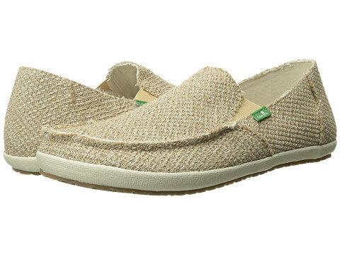 サンダル ヘンプ サヌーク ホーボー sanuk rounder hobo hemp 靴 メンズ靴 カジュアルシューズ