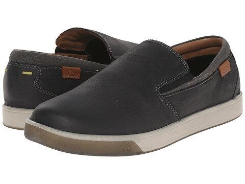 スリッポン keen glenhaven slipon カジュアルシューズ メンズ靴 靴
