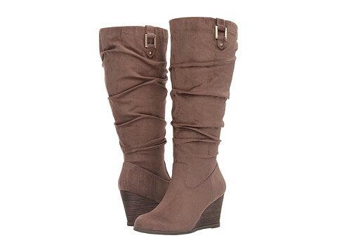 ドクター ショール dr. scholl\'s カーフ ワイド poe wide calf ブーツ レディース靴 靴
