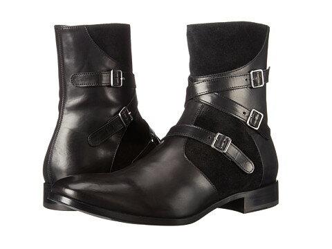 アレキサンダーマックイーン alexander mcqueen アレクサンダー トリプル マックイーン ブーツ バックル アンクル triple buckle ankle boot メンズ靴 靴
