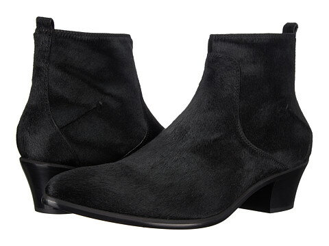 CoSTUME NATIONAL Suede Ankle Boot