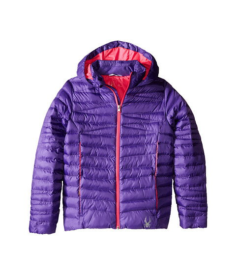 Spyder Kids Timeless Synthetic Down Jacket (Little Kids/Big Kids)