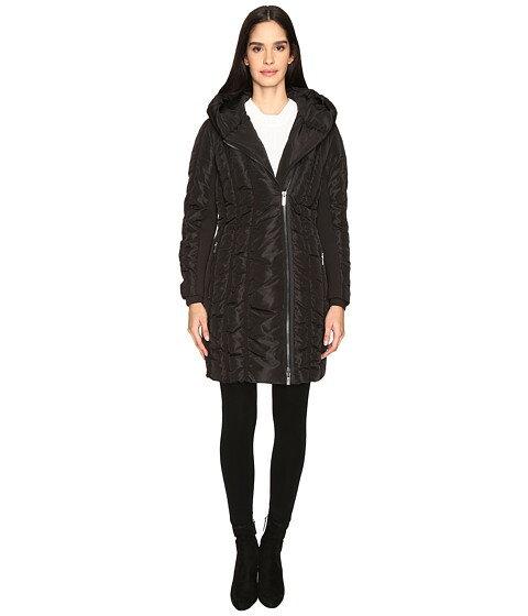 ZAC Zac Posen Leah Vertical Puffer Coat