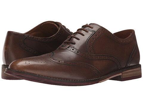 靴 メンズ カジュアルシューズ HUSH PUPPIES STYLE BROGUE