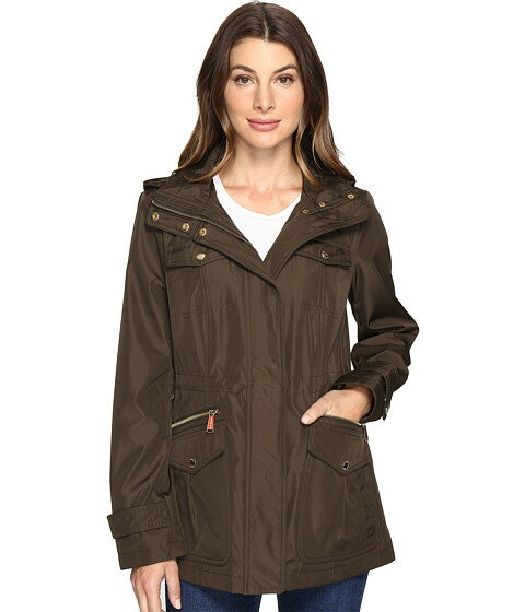 michael kors fourpocket hooded anorak m322149r74