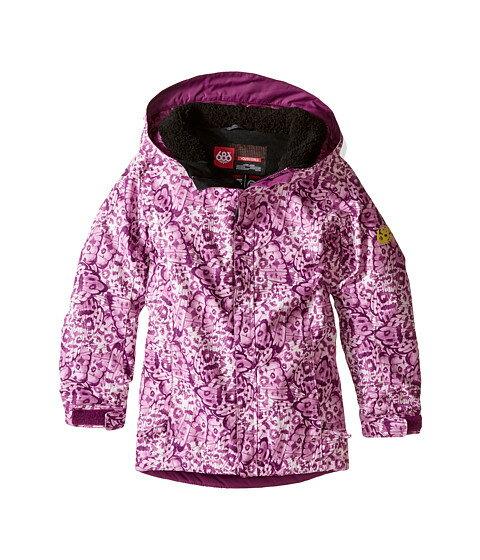686 kids flora insulated jacket ジャケット (big kids)