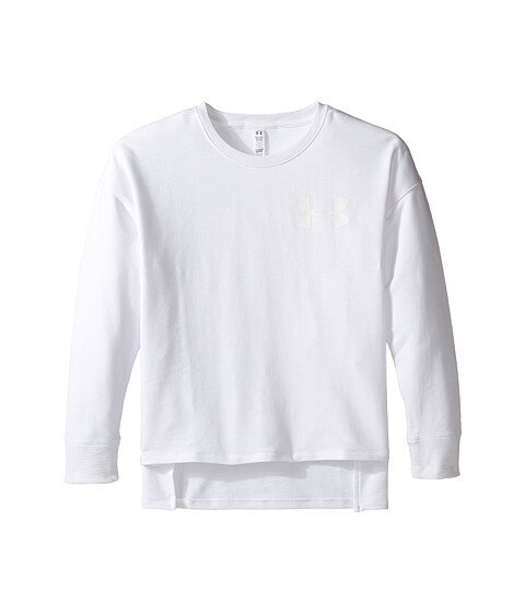 under armour kids french terry crew アンダーアーマー (big kids)