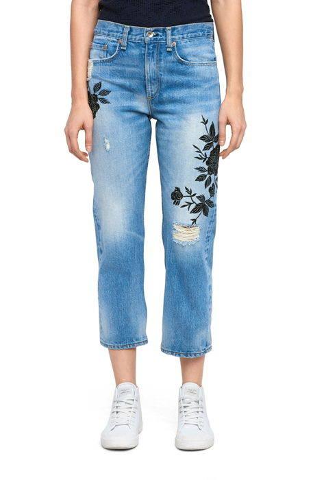 marilyn crop jeans マリリン クロップ パンツ レディースファッション ボトムス