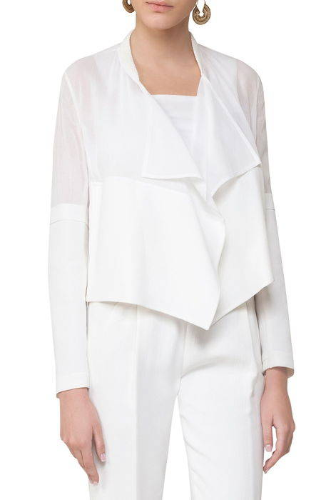 drape jacket ドレープ ジャケット アウター コート レディースファッション
