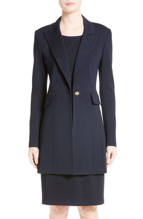 milano knit blazer ミラノ ニット ブレーザー ブレイザー コート レディースファッション ジャケット アウター