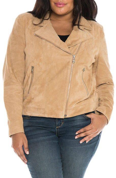 canyon suede jacket キャニオン スエード スウェード ジャケット レディースファッション アウター コート