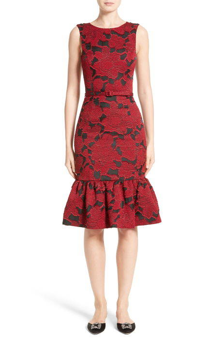 floral fil coup dress フローラル ? ドレス ワンピース レディースファッション