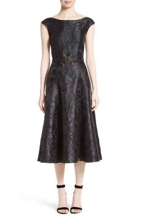 avani rose jacquard dress ローズ ジャガード ドレス ワンピース レディースファッション