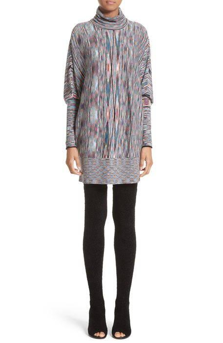 space dye knit dress スペース ニット ドレス ワンピース レディースファッション