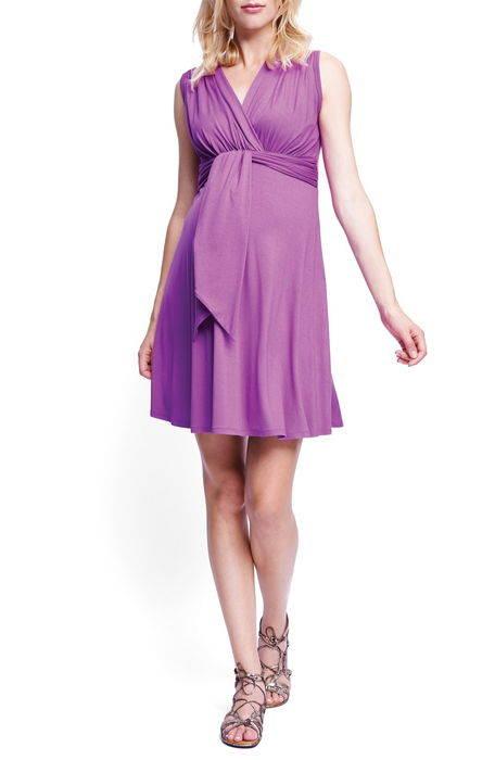 tie front maternity dress ネクタイ フロント マタニティ ドレス ワンピース レディースファッション