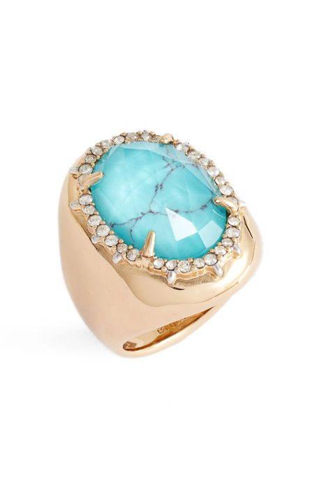 encrusted stone ring ストーン リング アクセサリー 指輪 メンズジュエリー ジュエリー