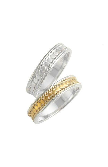 twotone stacking rings ツートーン スタッキング アクセサリー メンズジュエリー リング ジュエリー 指輪
