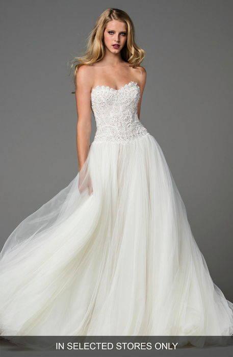 marlia embellished charmeuse gown ガウン レディースファッション ドレス