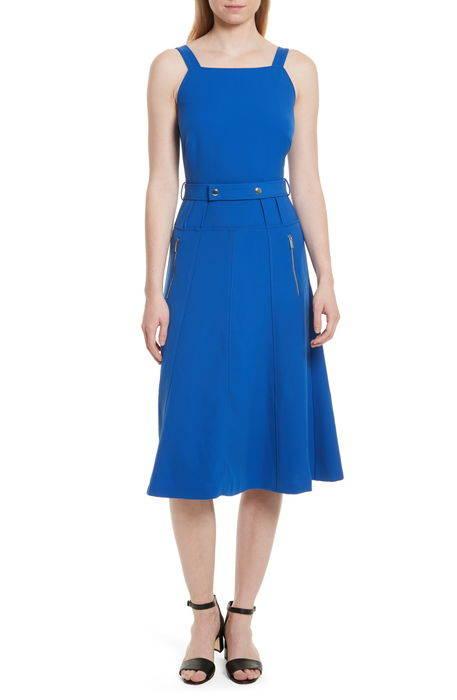 belted dress ベルティッド ドレス ワンピース レディースファッション