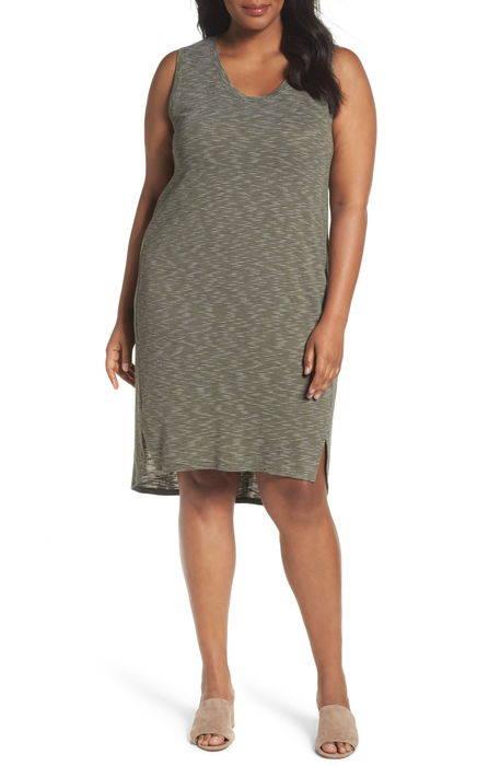 shirttail tank dress タンクトップ ドレス ワンピース レディースファッション