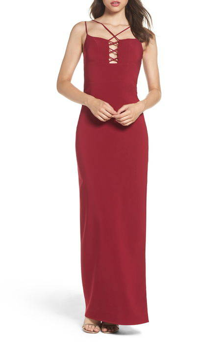 starlett gown ガウン レディースファッション ドレス