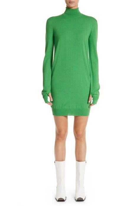 wool sweater dress ウール セーター ドレス ワンピース レディースファッション
