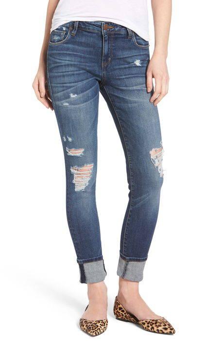 taylor tomboy ripped boyfriend jeans テイラー ボーイフレンド パンツ ボトムス レディースファッション
