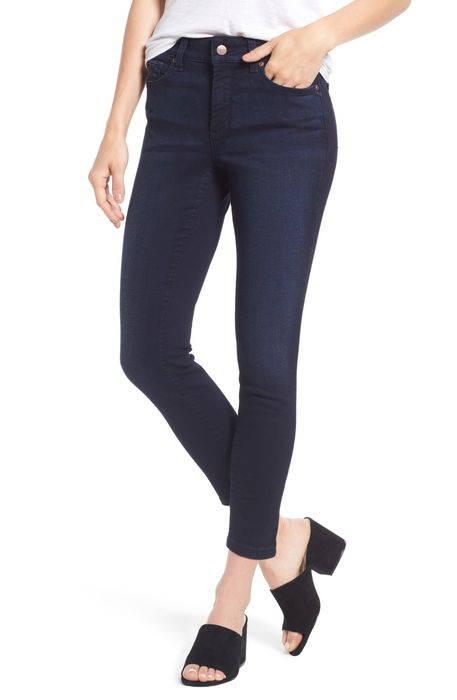 ami stretch ankle skinny jeans アミ ストレッチ アンクル スキニー パンツ ボトムス レディースファッション