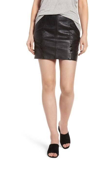 high waist zip miniskirt ハイ ウェスト ジップ スカート ボトムス レディースファッション