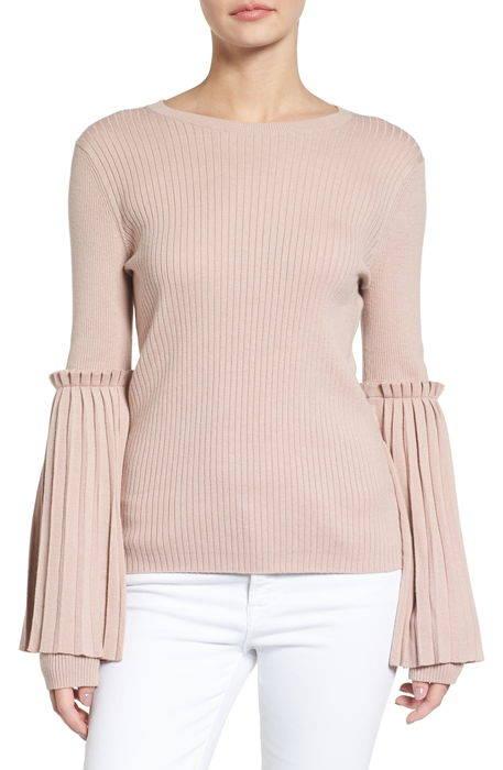 bell sleeve sweater ベル スリーブ セーター トップス レディースファッション ニット