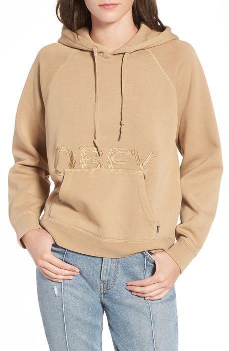 parkside hooded pullover プルオーバー レディースファッション スウェット トレーナー トップス