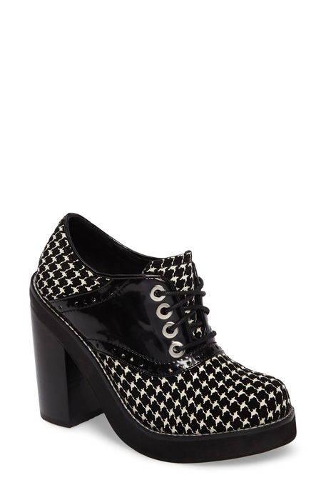 new lindy platform oxford pump ニュー プラットフォーム オックスフォード ポンプ 靴 レディース靴 ブーツ