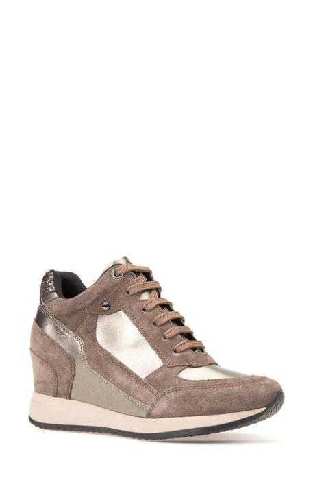 nydame wedge sneaker ウェッジ スニーカー コンフォートシューズ 靴 レディース靴