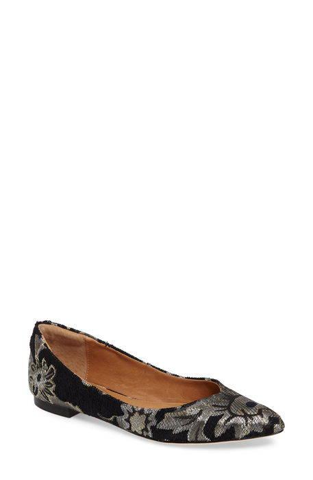 julia pointy toe flat ジュリア トー フラット コンフォートシューズ レディース靴 靴