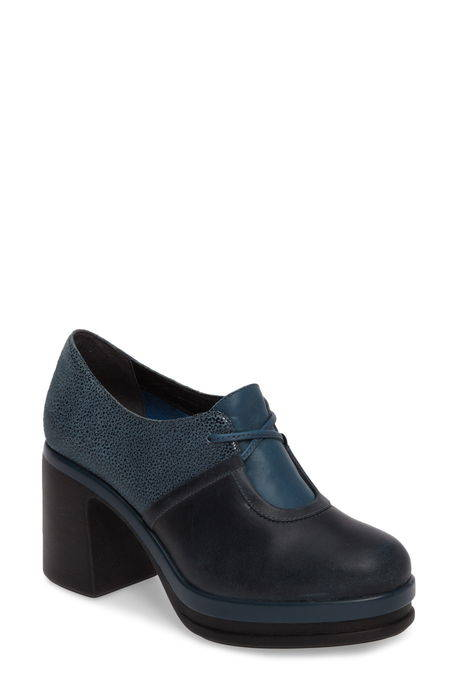 alice flared heel platform pump アリス フレアー ヒール プラットフォーム ポンプ レディース靴 靴 コンフォートシューズ