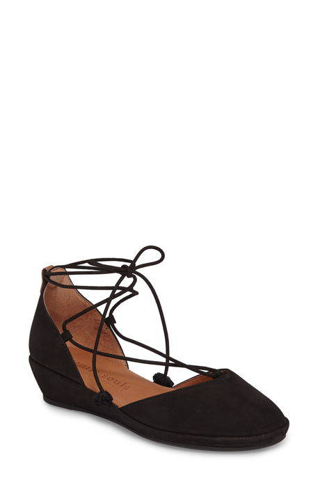 nerissa ghillie wedge ウェッジ コンフォートシューズ レディース靴 靴