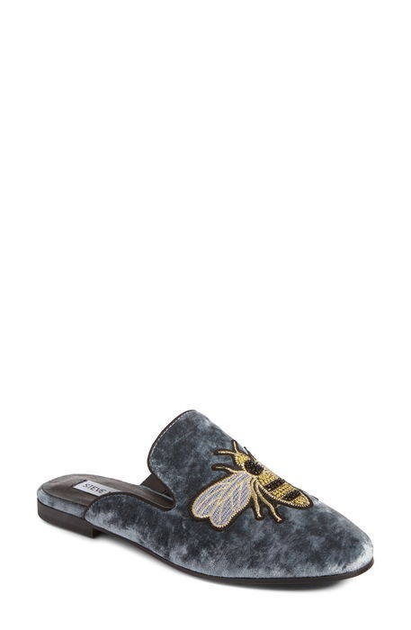 hugh embellished mule レディース靴 靴 サンダル