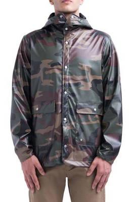 レイン ジャケット forecast rain jacket メンズファッション コート アウター