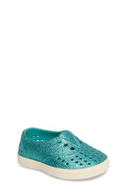 ミラー スパークリー スリップオン miller sparkly perforated slipon キッズ 靴 ベビー スリッポン マタニティ