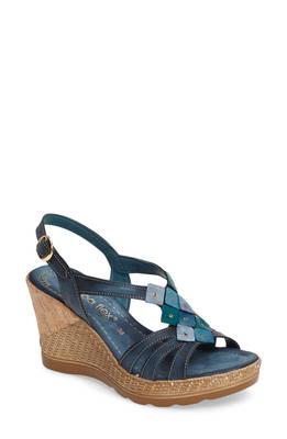 ウェッジ サンダル bari wedge sandal レディース靴 靴 グラディエーター