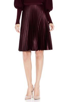プリーツ スカート lacquered pleated skirt レディースファッション ボトムス