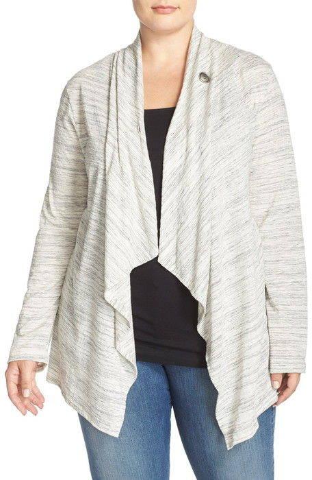 onebutton fleece cardigan フリース カーディガン セーター レディースファッション ニット トップス