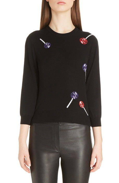 lollipop wool blend sweater ウール ブレンド セーター トップス ニット レディースファッション